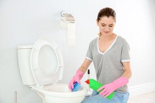 10 dicas para eliminar o mau cheiro do banheiro
