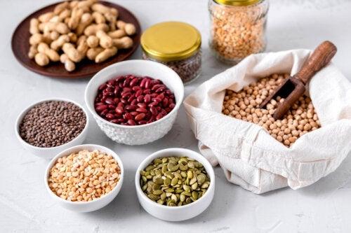 A proteína vegetal pode estar ligada a uma maior longevidade, segundo estudos
