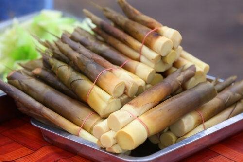 Brotos de bambu: nutrição, usos e preparação