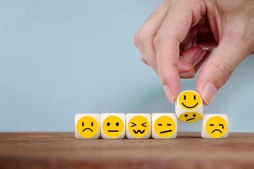 Quais são as emoções secundárias?
