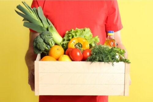 Comer muitas frutas e vegetais pode ser ruim?