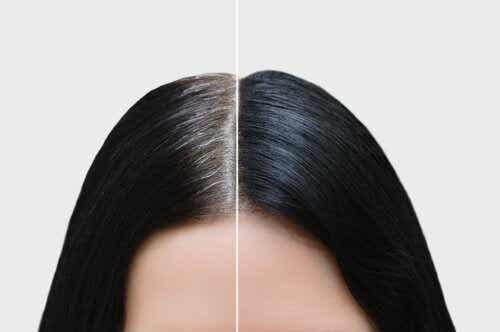 Como evitar o aparecimento de cabelos brancos precoces