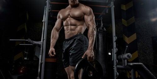 A dieta de Dwayne Johnson, conhecido como The Rock, para ganhar músculos