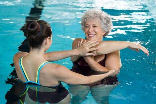 Quais são os benefícios da natação para a saúde?