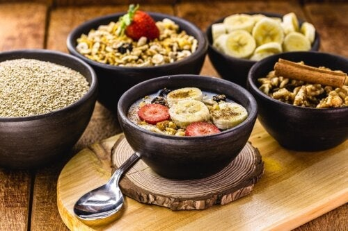 5 ideias diferentes para comer quinoa no café da manhã