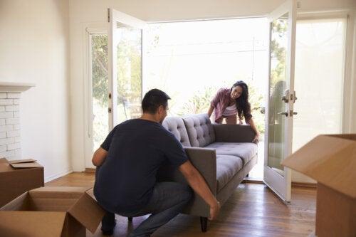 A importância de ter um bom sofá em casa
