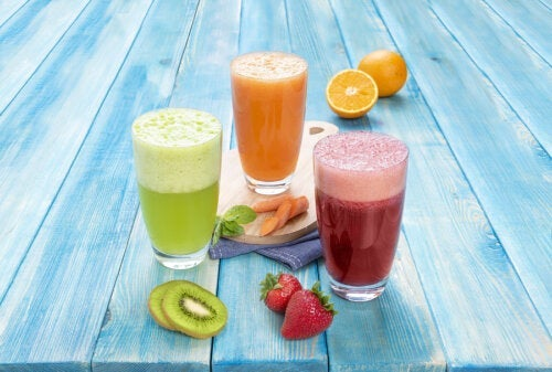 4 sucos naturais para recuperar a energia