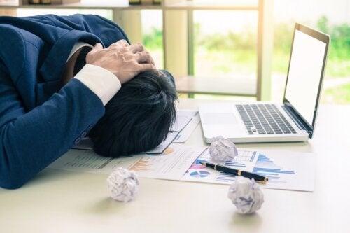 Medo do fracasso ou atiquifobia: causas e como superá-lo