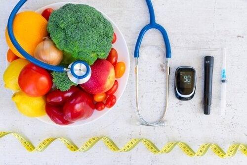 8 dicas nutricionais para gerenciar a resistência à insulina