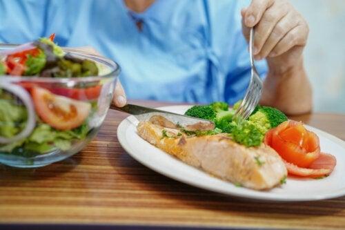 Dieta e nutrição recomendadas para pacientes com hepatite