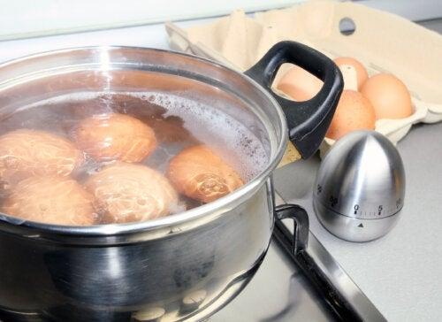 Como pasteurizar ovos em casa?