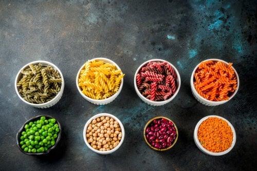 Macarrão proteico: menos carboidratos e um extra de sabor