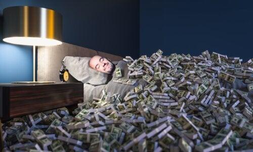 Qual é o significado de sonhar com dinheiro?